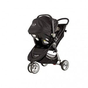 Baby Jogger City Mini Travel System With Cybex Aton 5
