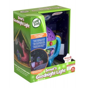 LEAP FROG SCOUT'S GOODNIGHT LIGHT