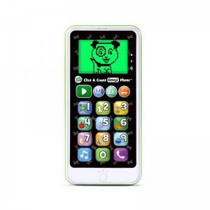 LEAP FROG Chat & Count Emoji Phone-SCOUT
