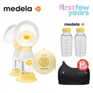Medela Swing Maxi Flex™ 2-Phase double electric breast pump BUNDLE 2