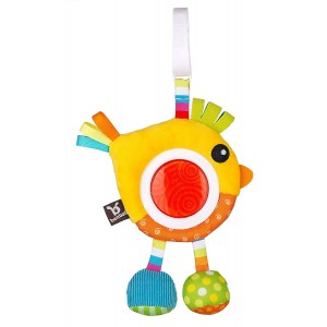 Benbat Dazzle Friends Rattle Stroller Toy