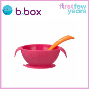 B.BOX Silicone First Feeding Set(2 Colours)