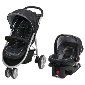 GRACO AIRE 3 TRAVEL SYSTEM
