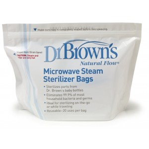 DR. BROWN'S Steam Sterilizer Bag