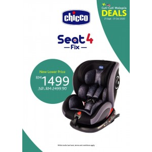 Chicco Seat4Fix Convertible Car Seat