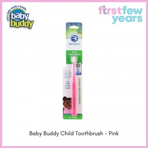 Brilliant Child Toothbrush By Baby Buddy (2 Years+)