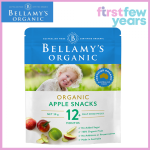 BELLAMY'S ORGANIC APPLE SNACKS