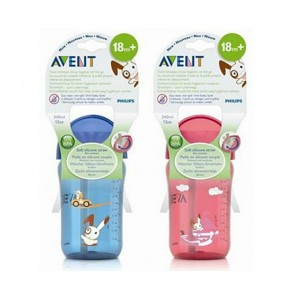 PHILIPS AVENT Straw Drinking Cup 12oz-18m+