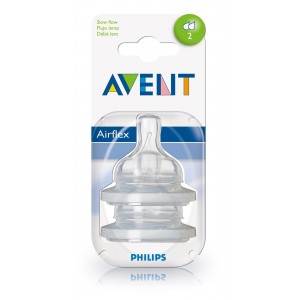 PHILIPS AVENT Replacement Teat Level 2