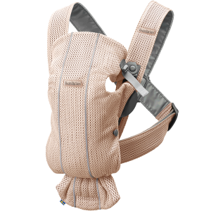 BabyBjorn Mini Baby Carrier 3D Mesh