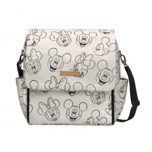 Petunia Pickle Bottom Boxy Backpack-Mickey & Minnie