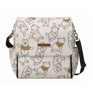 Petunia Pickle Bottom Boxy Backpack-Winnie The Pooh