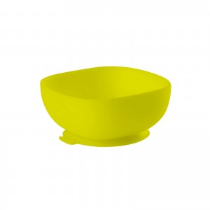 Beaba Suction Silicon Plate Blue Promote The Production Of Body Fluid And Saliva Bowls & Plates