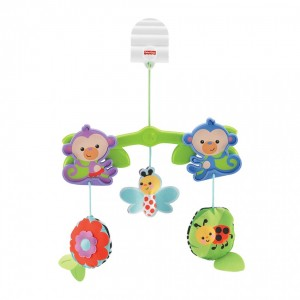 FISHER-PRICE Stroller Activity Pals
