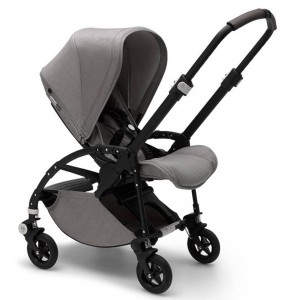 Bugaboo Bee 5 Mineral Collection Stroller-Black Frame