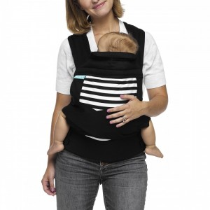 MOBY Buckle Tie Baby Carrier (2 Colours)