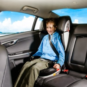 PHIL & TEDS COCOON TRAVEL FIX BOOSTER SEAT
