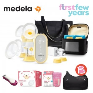 Medela Freestyle Flex™ 2-Phase double electric breast pump BUNDLE 3