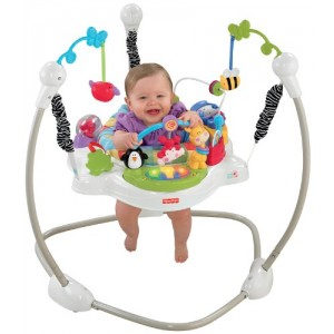 FISHER-PRICE Discover N Grow Jumperoo