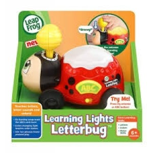 Leap Frog Learning Lights Letterbug