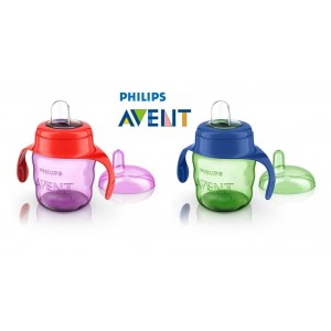 PHILIPS AVENT 7OZ My Easy Sippy Spout Cup 6M+