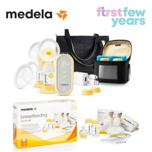 Medela Freestyle Flex™ 2-Phase double electric breast pump BUNDLE 2