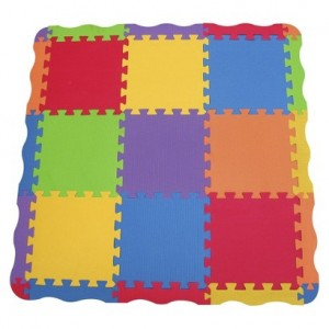 EDUSHAPE Edu-Tiles Playmat