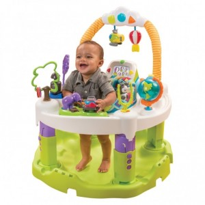 Evenflo Triple Fun World Explorer Plus Activity Center