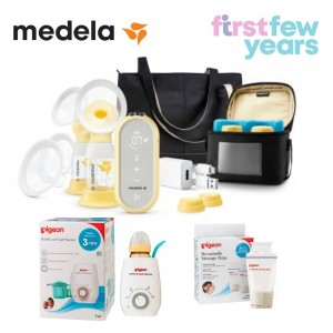Medela Freestyle Flex™ 2-Phase double electric breast pump BUNDLE 1