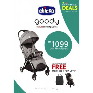 Chicco Goody Light Weight Stroller