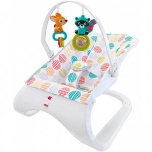 FISHER-PRICE NATURAL CURVE BOUNCER
