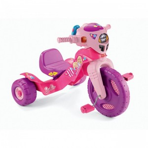 FISHER-PRICE BARBIE LIGHTS N SOUND TRIKE