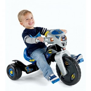 Fisher-Price Batman Lights And Sound Trike