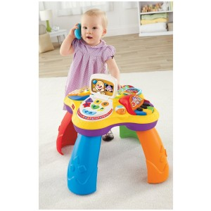 FISHER-PRICE PUPPY & FRIENDS LEARNING TABLE