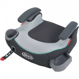 GRACO TURBOBOOSTER LX BACKLESS BOOSTER SEAT WITH AFFIX LATCH SYSTEM