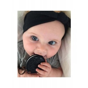 Haakaa Silicone Teether Cookie