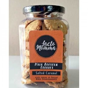 Lacto Momma Salted Caramel Milk Booster Cookies
