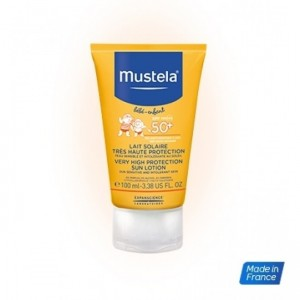 Mustela Very High Protection Sun Lotion (100ml)