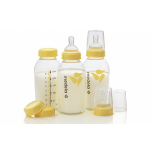 Medela 8oz Feeding Bottle Set