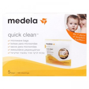 Medela Quick-Clean Microwave Steam Bags