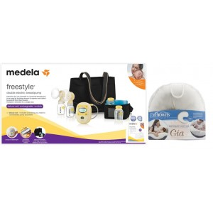Medela Freestyle Breast Pump Bundle Set Offer