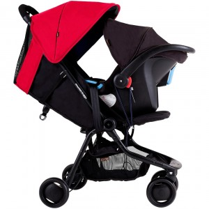 Mountain Buggy Nano 2 Travel System With Maxi-Cosi Cabriofix Infant Car Seat