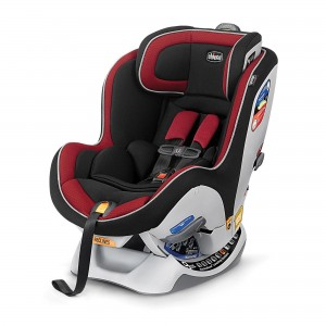 Chicco NextFit® iX Convertible Car Seat-Firecracker