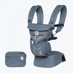 ErgoBaby Omni 360 Cool Air Mesh Baby Carrier