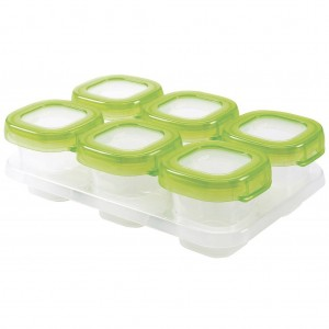 Oxo Tot Baby Blocks Freezer™ Storage Container Set 2oz (60ml)