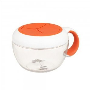 Oxo Tot Flippy Snack Cup with Cover