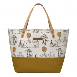 Petunia Pickle Bottom Downtown Tote-Winnie The Pooh