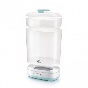 Philips Avent 2-in-1 Electric Steam Sterilizer