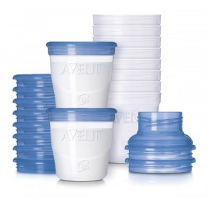 PHILIPS AVENT Breastmilk Storage Starter Set