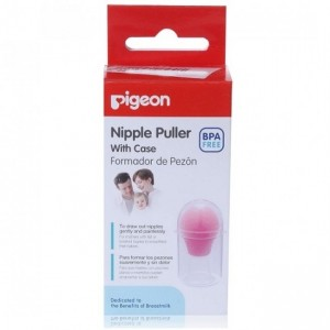 Pigeon Nipple Puller With Case